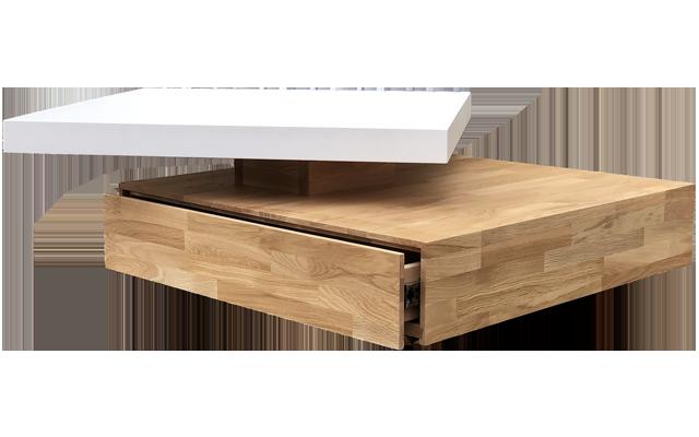 Rotondo - Журнальный столик из массива дерева - Kolarević